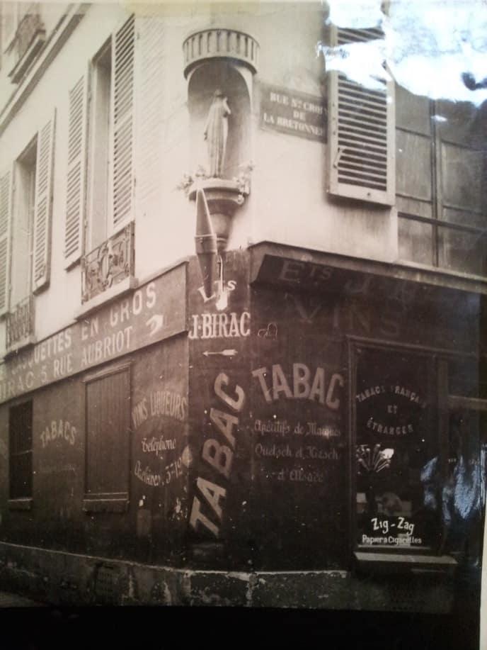 The Statuette in 1938