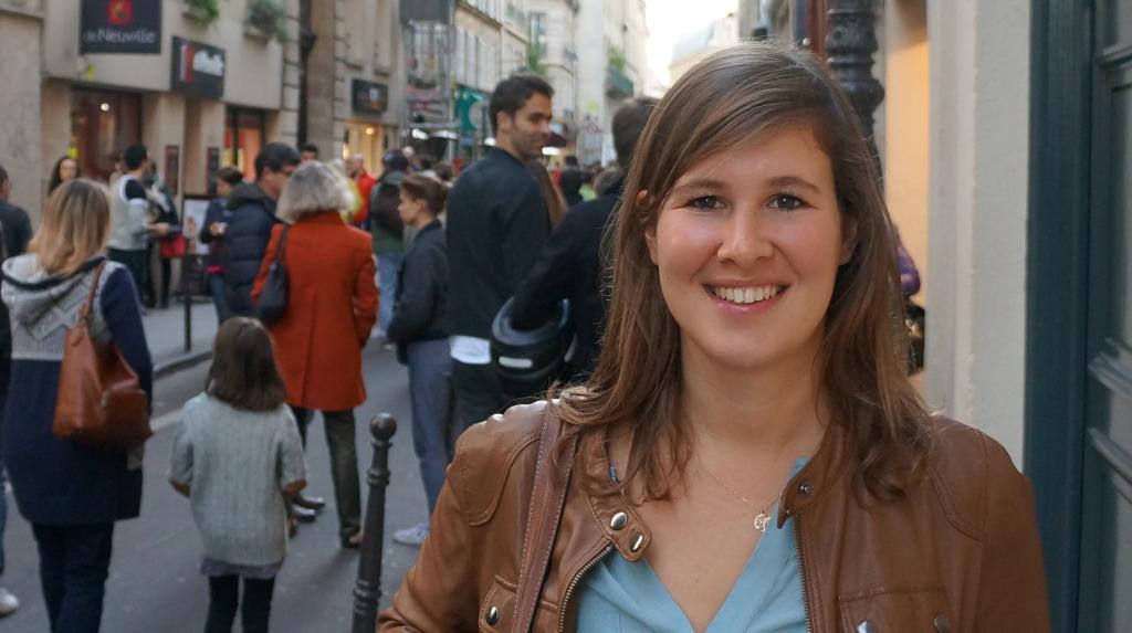 Flora Goldenberg - Tour Guide Paris