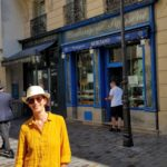 Livia : jewish tour guide in Paris