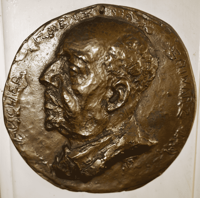 Isucher Medal