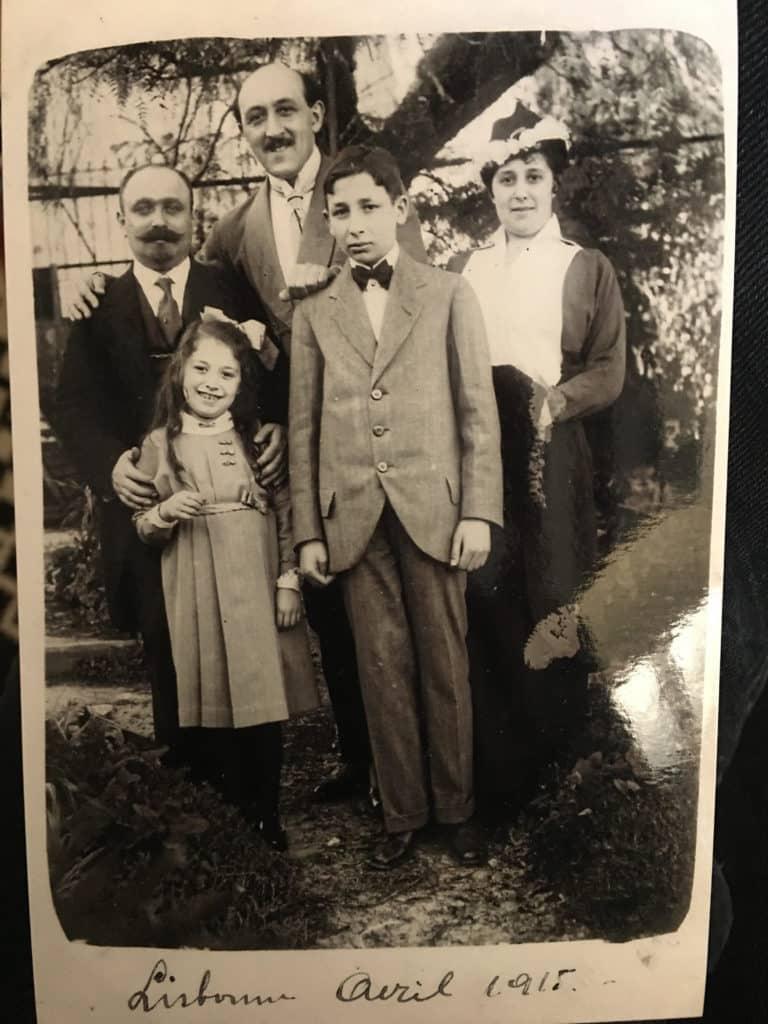Schwarz & family Pereira de Sousa