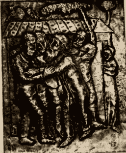 Fig. 6 Abraham and the Three Angels
