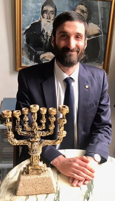 Benjamin Jewish Tour guide for Judaica auctions