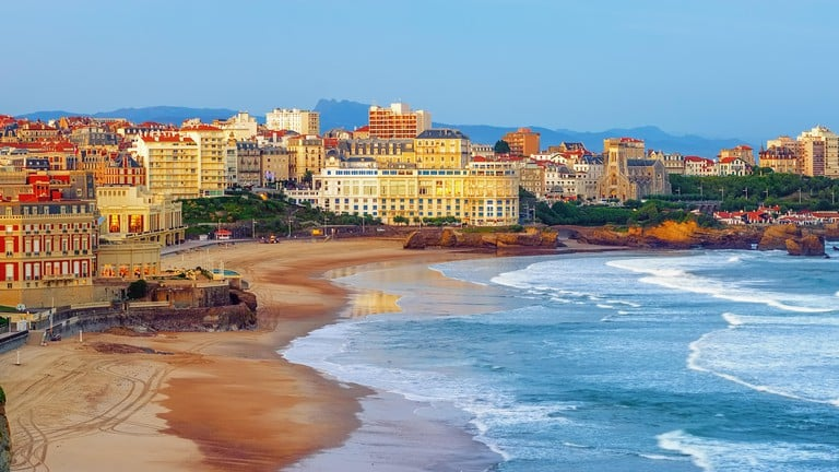 Biarritz France day trip from Paris
