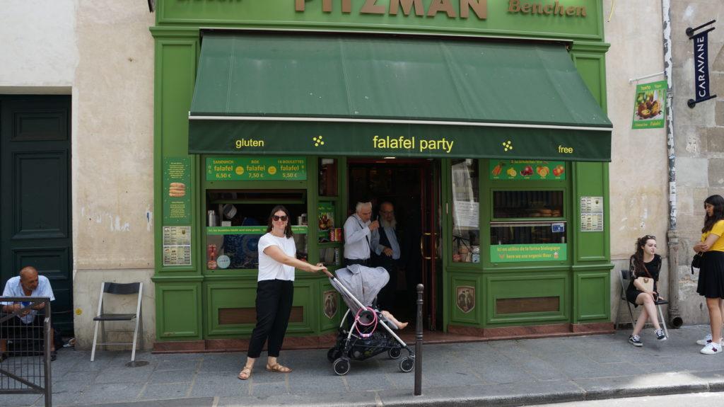 Flora Goldenberg - Pitzman Restaurant Kosher Paris
