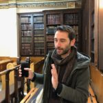 Eden : jewish tour guide in Paris