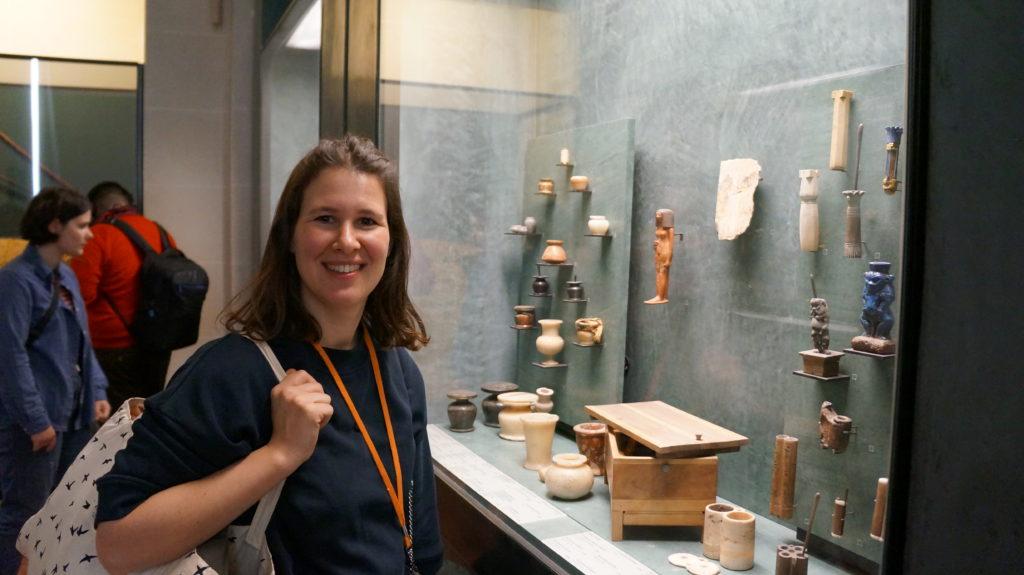 Flora Goldenberg Jewish Louvre Tour Paris