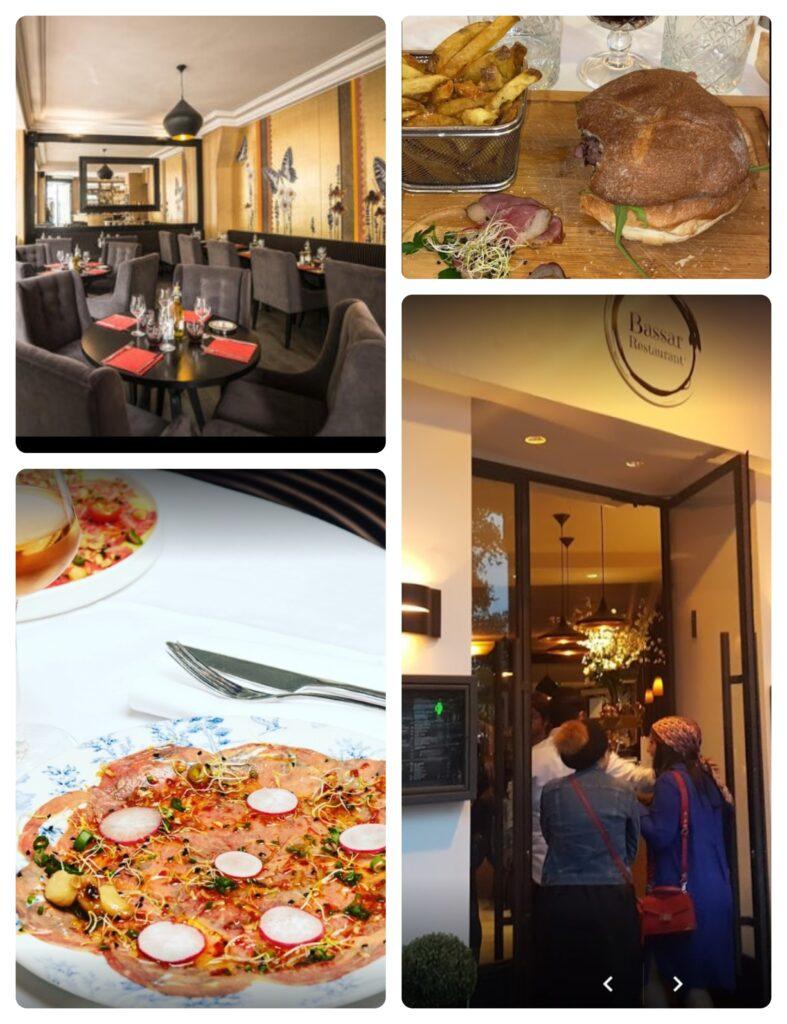Kosher restaurant Paris Bassar