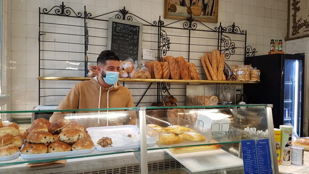 March 17TH PARIS Murciano Kosher Bakery Jewish Quarter Paris