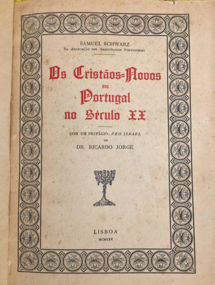 Samuel Schwarz Book (Pro Israel) 1925