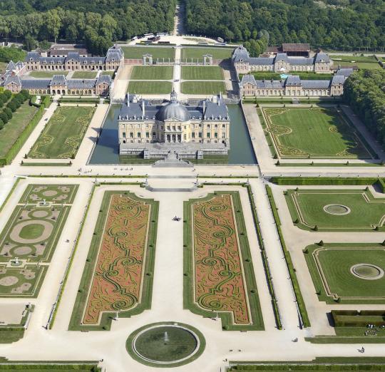 Chateau de Vaux le Vicomte - Trip from Paris