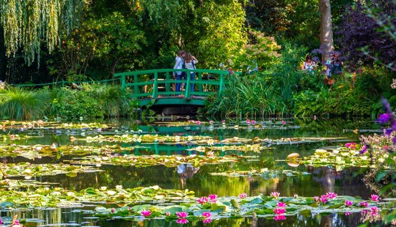 Giverny trips from paris