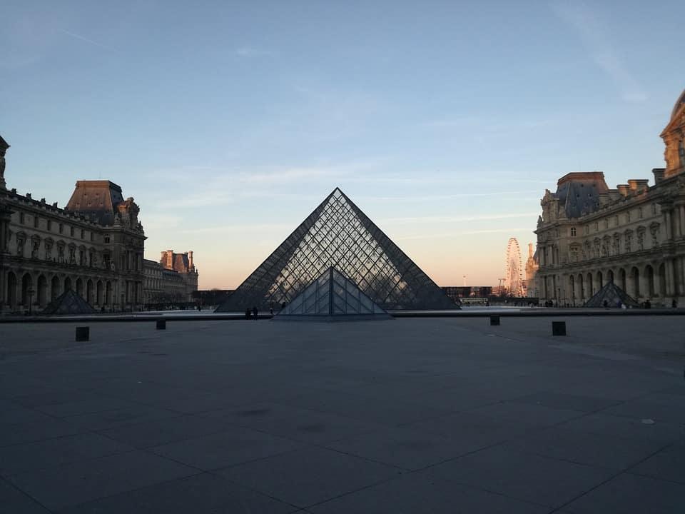 Jewish Louvre Article