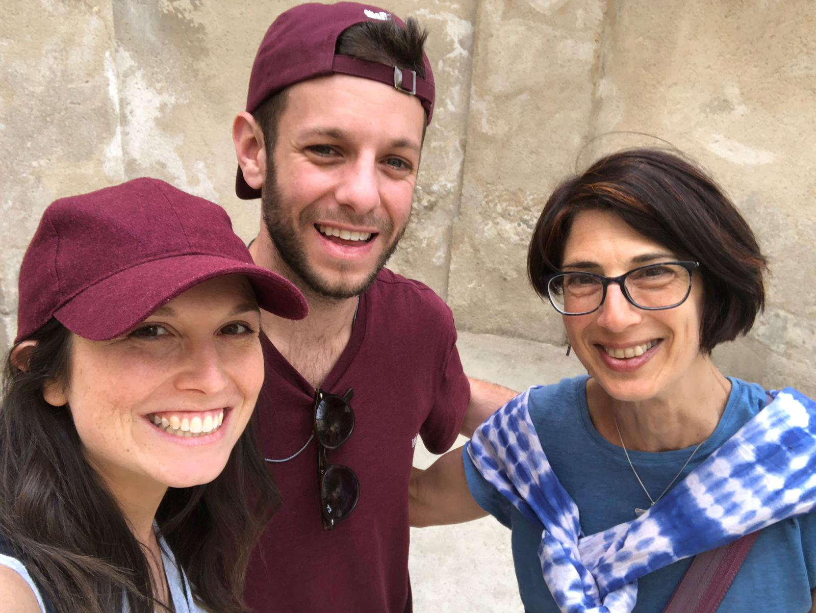 Livia Jewish tour guide in Paris for jewish quarter Paris tours
