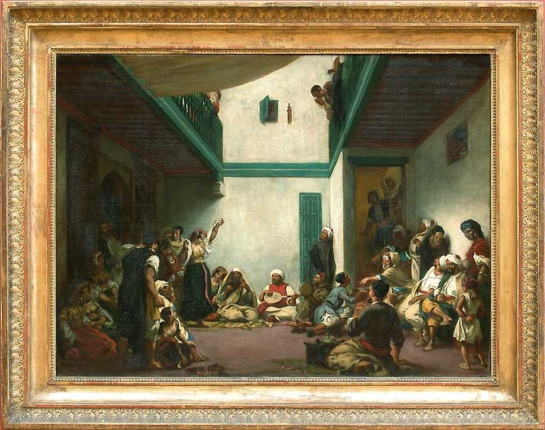 The Louvre Jewish Tour