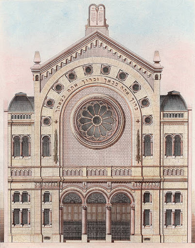 synagogue buffault jewish paris 2020
