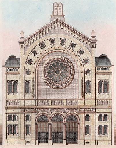 synagogue buffault jewish paris 2020