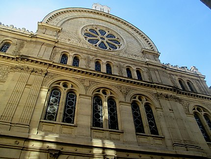 synagogue des tournelles Jewish Paris