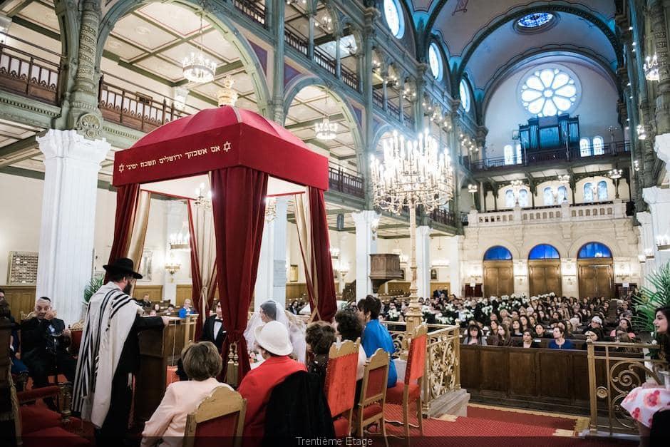 synagogue des tournelles Jewish Paris