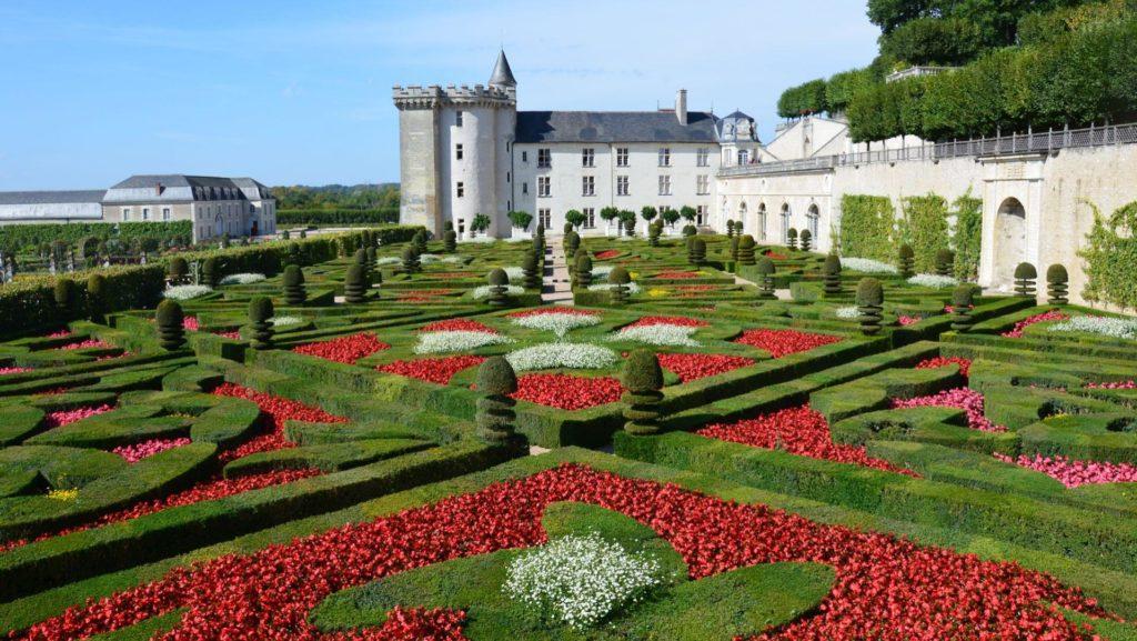 Gardens Villandry Trip with Goldenberg tour guide