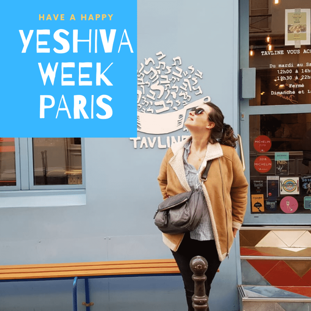 yeshiva week in Paris